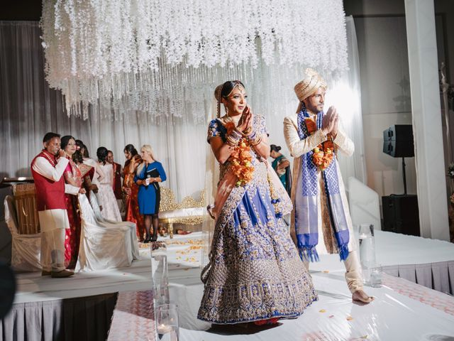 Pratik and Sapna's Wedding in Elko, Nevada 74