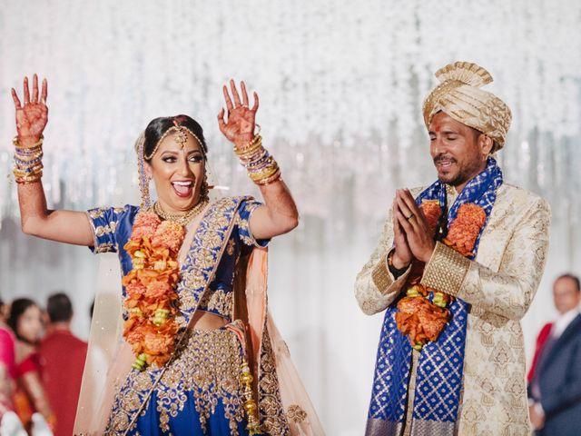 Pratik and Sapna's Wedding in Elko, Nevada 75