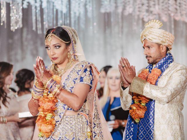 Pratik and Sapna's Wedding in Elko, Nevada 76
