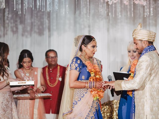 Pratik and Sapna's Wedding in Elko, Nevada 78