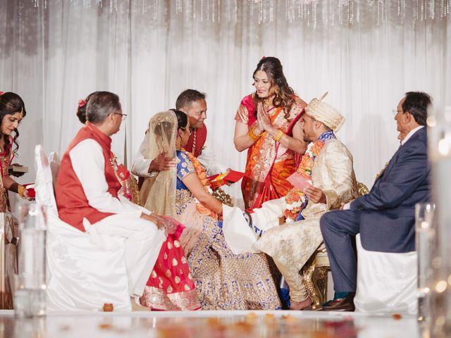 Pratik and Sapna's Wedding in Elko, Nevada 82