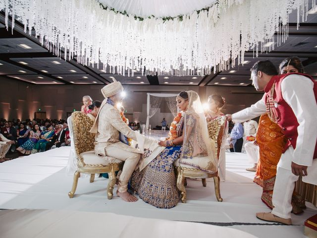 Pratik and Sapna's Wedding in Elko, Nevada 83