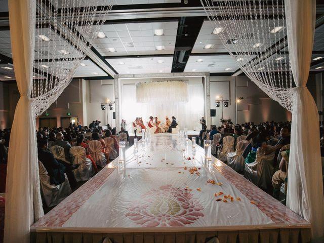 Pratik and Sapna's Wedding in Elko, Nevada 86