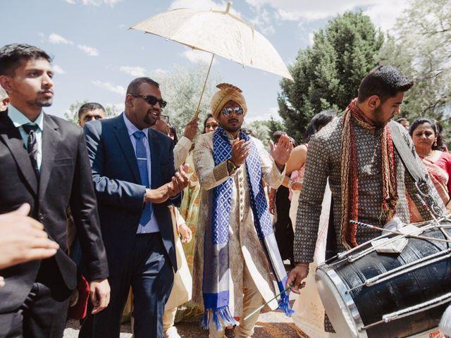 Pratik and Sapna's Wedding in Elko, Nevada 95