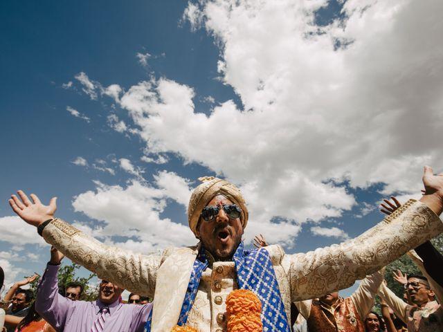 Pratik and Sapna's Wedding in Elko, Nevada 96