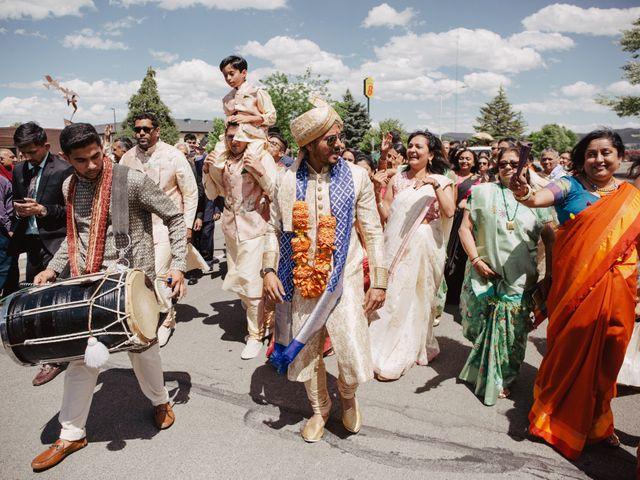 Pratik and Sapna's Wedding in Elko, Nevada 97