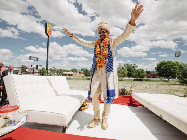 Pratik and Sapna's Wedding in Elko, Nevada 99