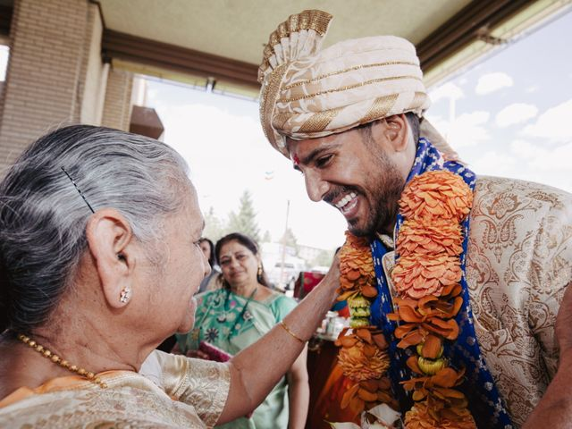 Pratik and Sapna's Wedding in Elko, Nevada 100
