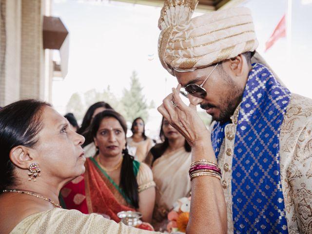 Pratik and Sapna's Wedding in Elko, Nevada 101
