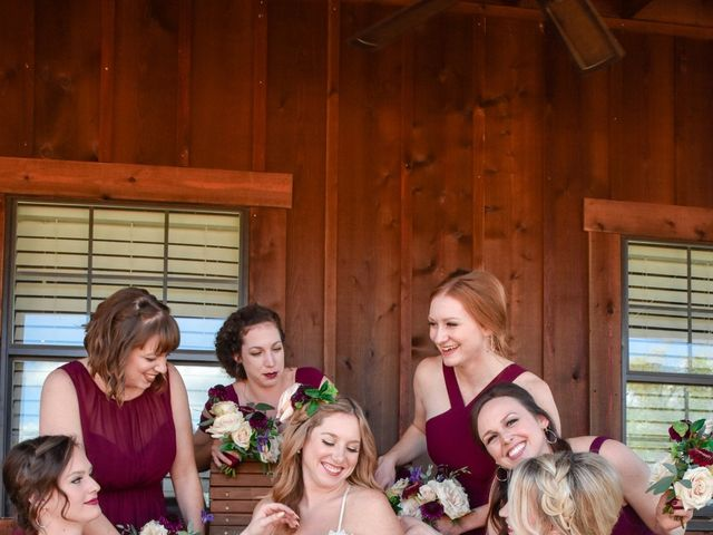Lisa and Henry's Wedding in Nevada, Texas 50
