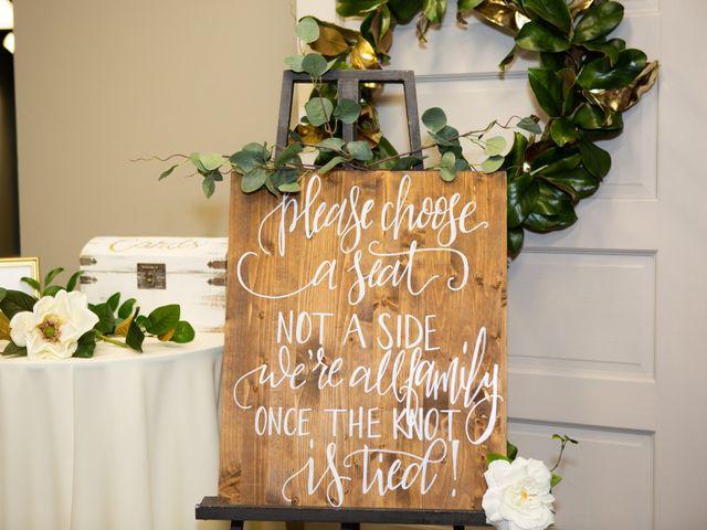 Joe and Crystal's Wedding in Fort Worth, Texas 13