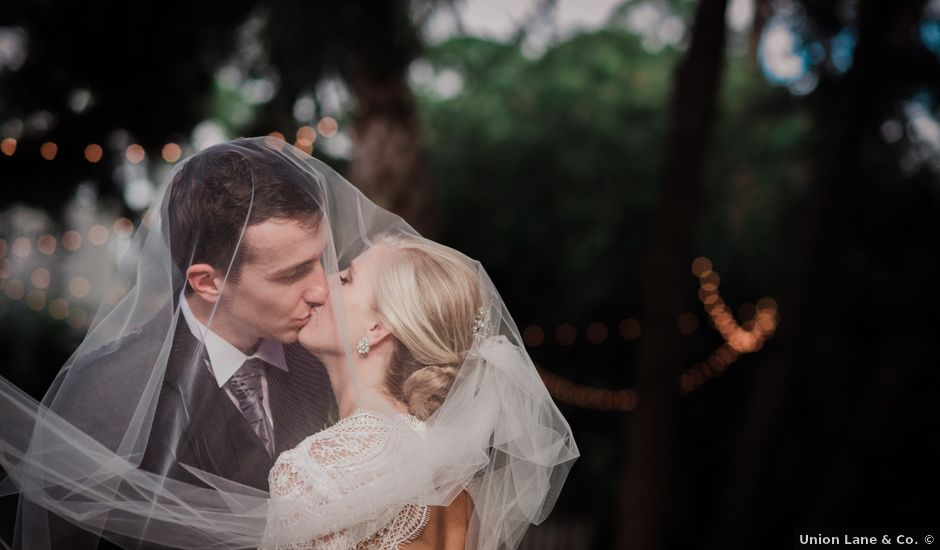 Stefan and Kaylin's Wedding in Tybee Island, Georgia