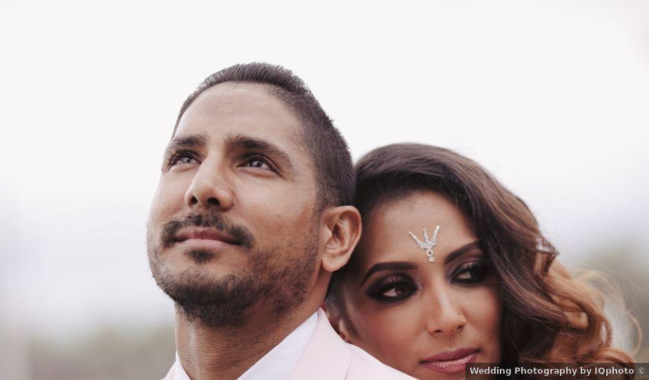 Pratik and Sapna's Wedding in Elko, Nevada