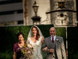 Gary and Melissa's Wedding in Santa Monica, California 21