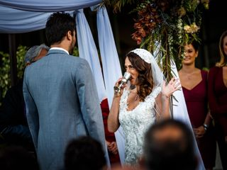 Gary and Melissa's Wedding in Santa Monica, California 24