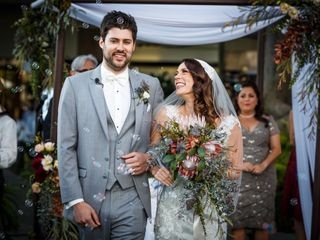 Gary and Melissa's Wedding in Santa Monica, California 27