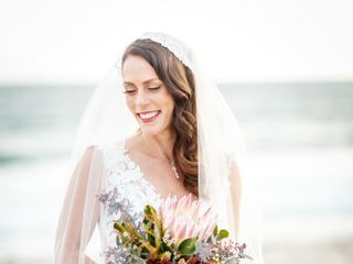 Gary and Melissa's Wedding in Santa Monica, California 34