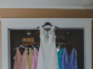 The wedding of Dan and Destyni 2