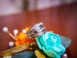 The wedding of Makayla and Austin 2