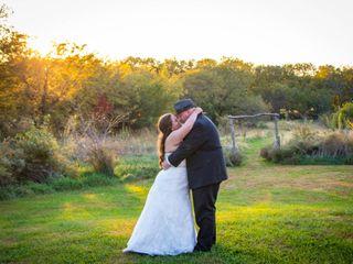 The wedding of Makayla and Austin