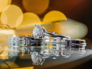 The wedding of Jordan and Knut 1