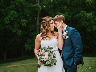 The wedding of Sarah and Addison