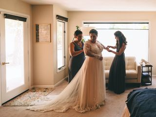 The wedding of Crystal and Erin 2