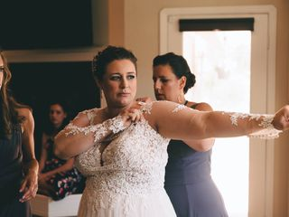 The wedding of Crystal and Erin 3