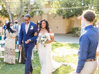 The wedding of Carla and Isaac 2