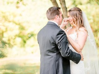 Kelly and Rich's Wedding in Charles City, Virginia 8