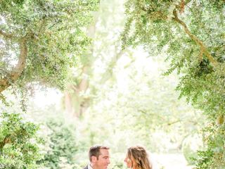 Kelly and Rich's Wedding in Charles City, Virginia 9