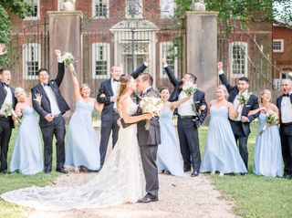 Kelly and Rich's Wedding in Charles City, Virginia 10