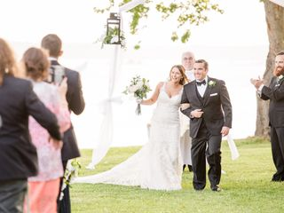 Kelly and Rich's Wedding in Charles City, Virginia 19