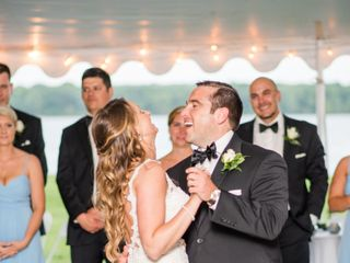 Kelly and Rich's Wedding in Charles City, Virginia 23