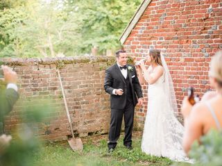 Kelly and Rich's Wedding in Charles City, Virginia 20