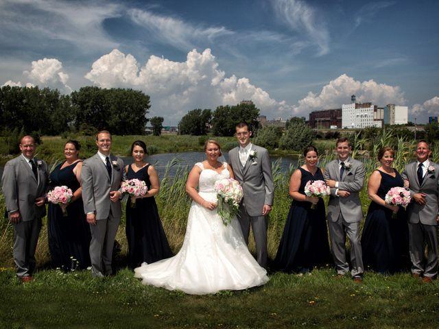 Ryan and Cassie's Wedding in Buffalo, New York 9