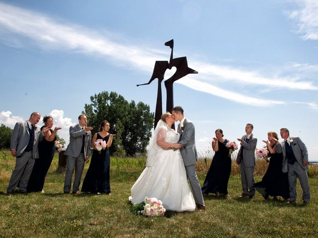 Ryan and Cassie's Wedding in Buffalo, New York 10