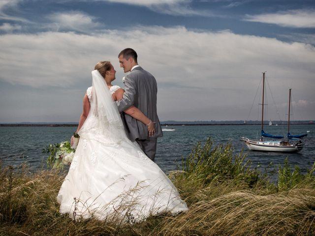 Ryan and Cassie's Wedding in Buffalo, New York 17