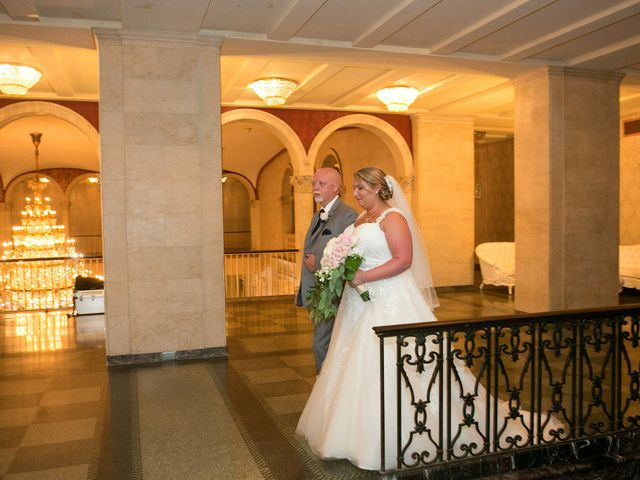 Ryan and Cassie's Wedding in Buffalo, New York 24