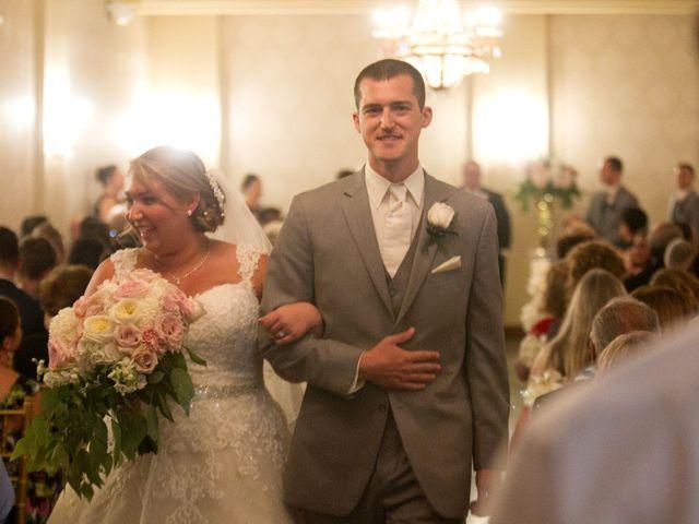 Ryan and Cassie's Wedding in Buffalo, New York 27