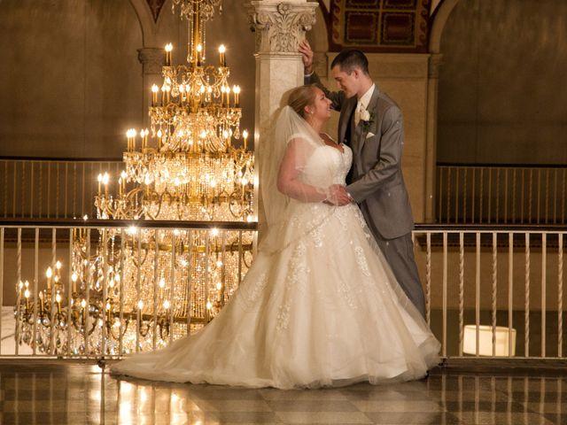 Ryan and Cassie's Wedding in Buffalo, New York 31