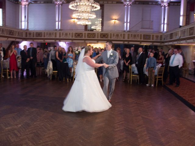 Ryan and Cassie's Wedding in Buffalo, New York 32