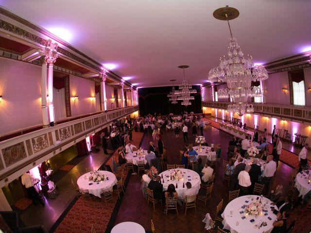 Ryan and Cassie's Wedding in Buffalo, New York 33