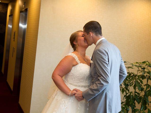 Ryan and Cassie's Wedding in Buffalo, New York 7