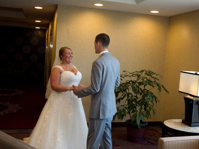 Ryan and Cassie's Wedding in Buffalo, New York 8
