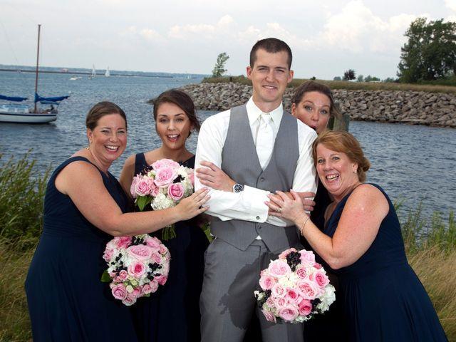 Ryan and Cassie's Wedding in Buffalo, New York 15