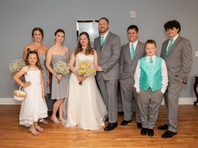 Rob and Jenny's Wedding in Liberty, Missouri 16