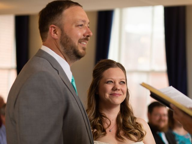 Rob and Jenny's Wedding in Liberty, Missouri 21