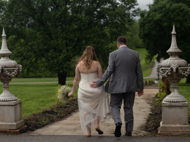 Rob and Jenny's Wedding in Liberty, Missouri 29