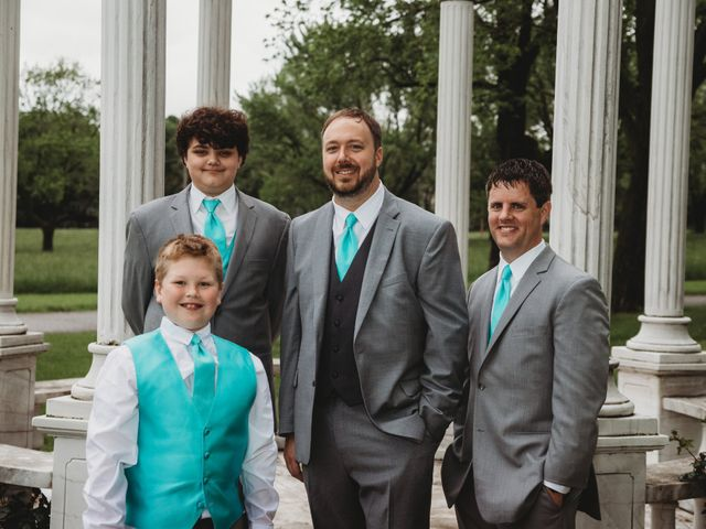 Rob and Jenny's Wedding in Liberty, Missouri 36